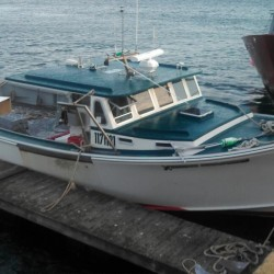 Missing lobster boat found 150 miles off Spruce Head