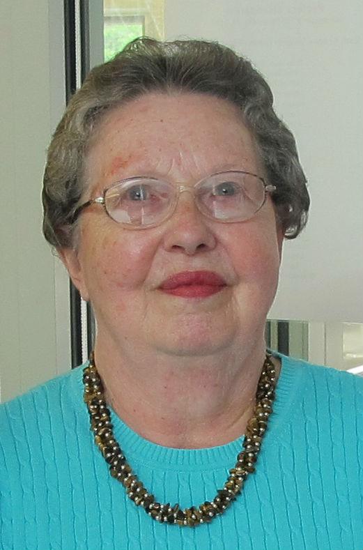 Gouldsboro resident Beatrice Buckley