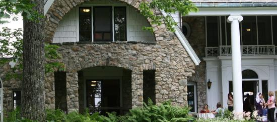 The University of Southern Maine's Stone House, which is used for the MFA program, will likely be sold to save money.