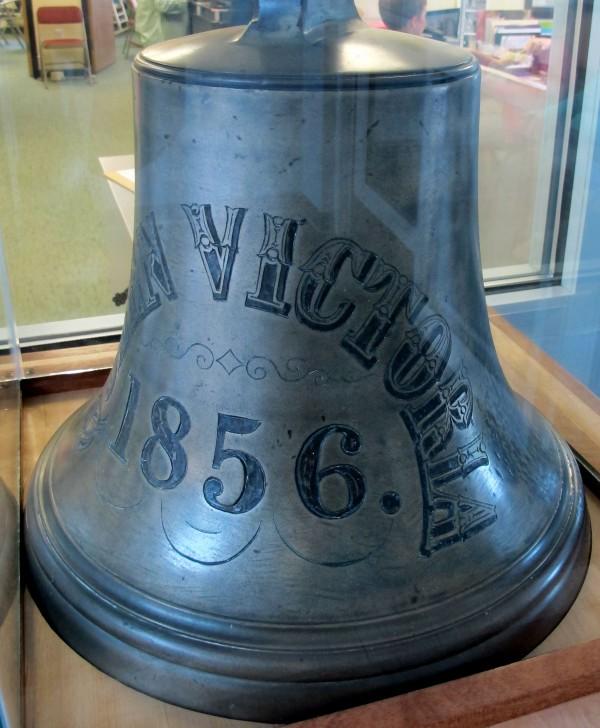 Gouldsboro's Queen Victoria bell.