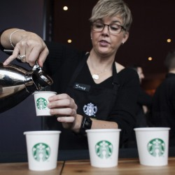 Wake-up call: Starbucks to post calorie counts in coffee shops