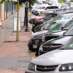 Revived Bangor parking proposal would make on-foot chalking a thing of the past