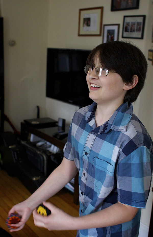 Jacob Lewis, 12, was diagnosed with a mild form of autism during the summer before fourth grade.