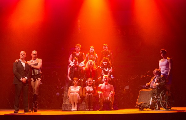 Full cast ensemble scenes from Penobscot Theatre Company's production of &quotThe Rocky Horror Show,&quot set for June 12-28.