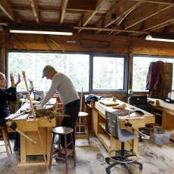 Haystack school to hold winter workshops