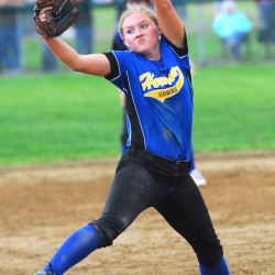 Five-inning no-hitter aids Hermon softball team in 16-0 victory over John Bapst