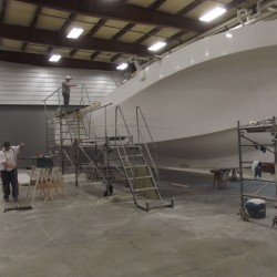 Boat builder begins operations in Eastport