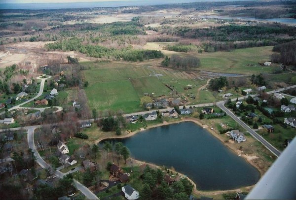 The 136-acre Benjamin Farm, in the densely populated Pleasant Hill neighborhood, will likely include public access trails if the Scarborough Land Trust raises the final $500,000 to complete the property acquisition.