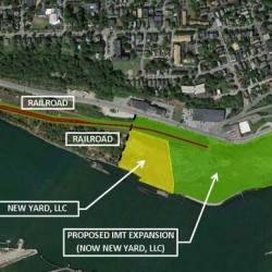 Gorham company submits lowest bid for Portland marine terminal expansion