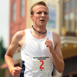 Bangor native adds new weapons to his distance-running arsenal