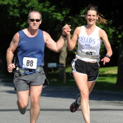 12th Annual Bangor YMCA Mile Milk Run results