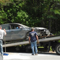 Man dies in crash on Route 1 in Stockton Springs