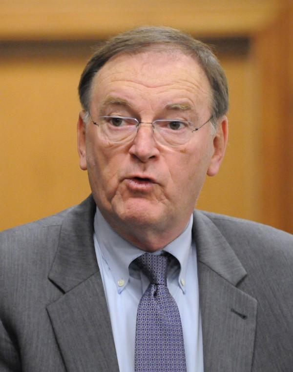 U.S. Attorney Thomas Delahanty