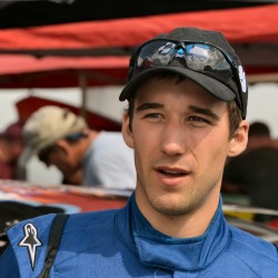 Speedway 95 flagman Harnish relishes opportunity to flag Sprint Cup qualifying, practice at Loudon