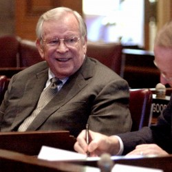 Howard Baker, prince of the Senate