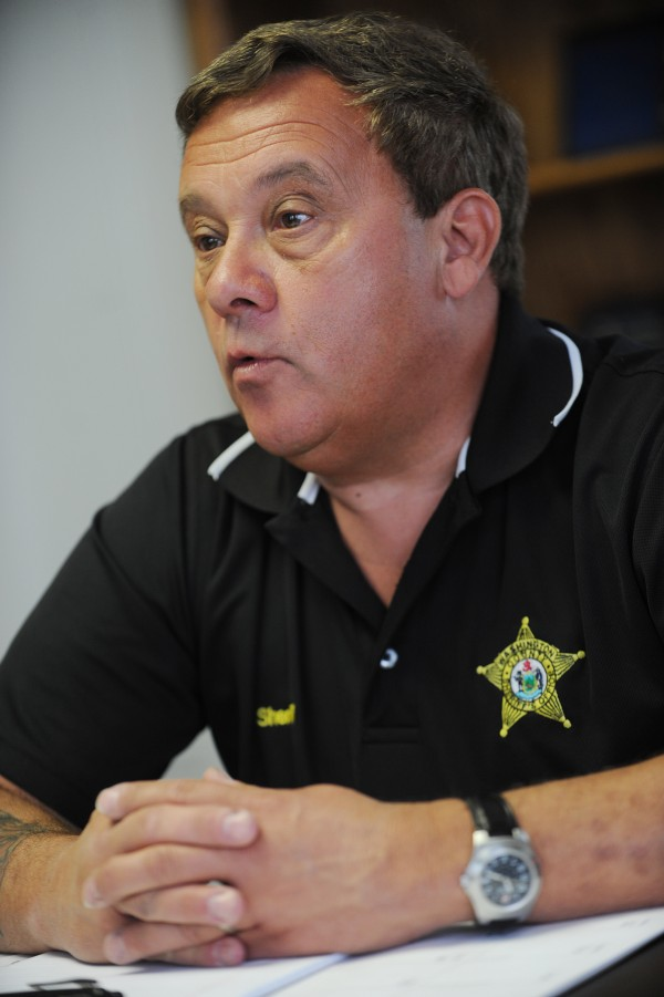 Washington County Sheriff Donnie Smith