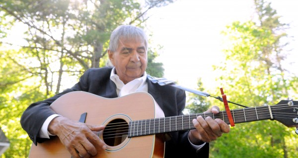 Allen Sockabasin has spent decades trying to preserve his native Passamaquoddy language.