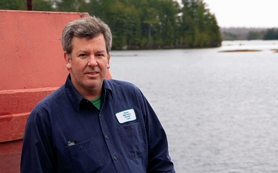 Tom Shafer is co-founder of Maine Heritage Timber Co.