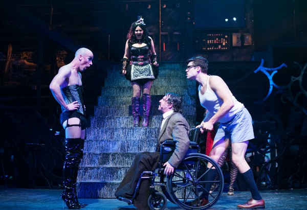 Scenes from Penobscot Theatre production of &quotThe Rocky Horror Show.&quot