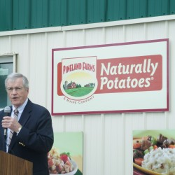Odor of rotten potatoes in Mars Hill draws response from town official