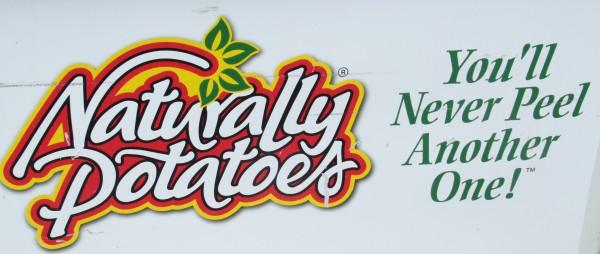 Naturally Potatoes logo