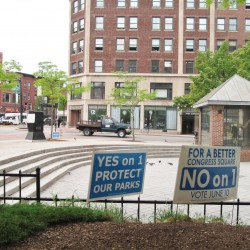 Portland City Council approves controversial sale of publicly owned Congress Square park