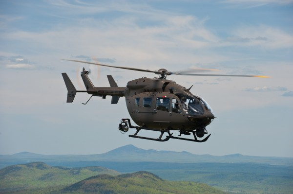 The Maine Army National Guard unveiled two new UH-72 Lakota helicopters Thursday at the Army Aviation Support Facility located on Hayes Street in Bangor to replace aging Bell OH-58A/C Kiowa helicopters that have been in service for almost three decades.