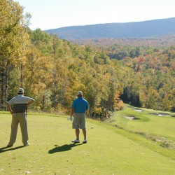 'The green looks like an elephant burial ground': Golfers identify state's toughest holes