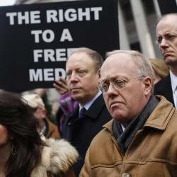 Chris Hedges criticizes capitalism, 'faux-liberals' like Obama during Portland talk