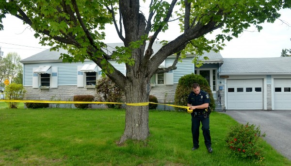 An investigation into the death of 92-year-old man in Waterville has resulted in a murder charge against another local man.