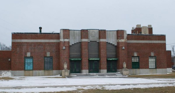 The South Portland Armory is seen on Feb. 7, 2014.