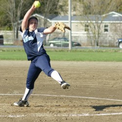 Hermon softball pitcher Abby Burgess reaping benefits of perseverance