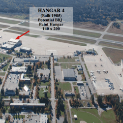 Agency redeveloping former Navy base lands $445,000 grant to improve Brunswick Executive Airport