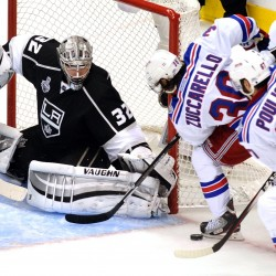 Kings' captain Dustin Brown, MVP Jonathan Quick relish team's first Stanley Cup