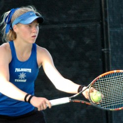 Lewiston girls win state Class A tennis crown
