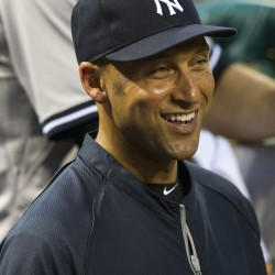 Jeter savors the afterglow of milestone, heads into break