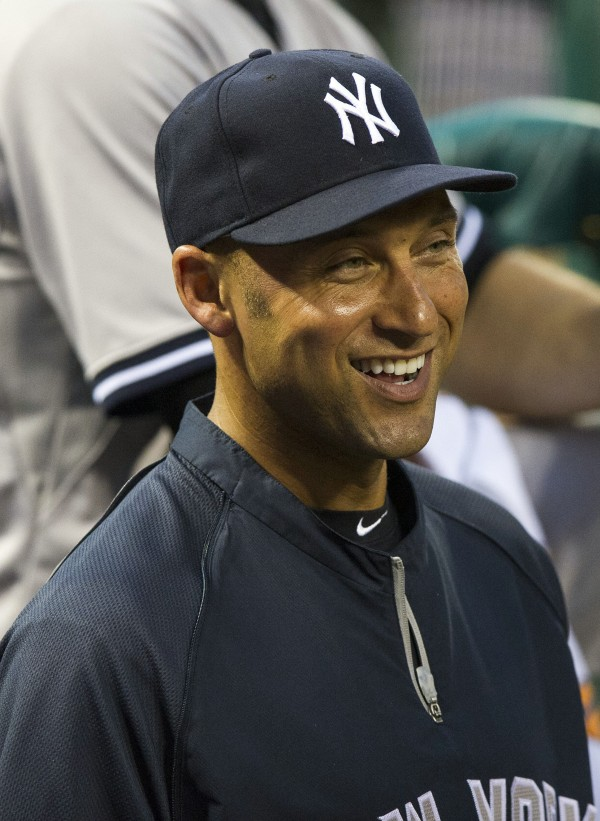New York Yankees shortstop Derek Jeter has indicated an interest in becoming an owner of a Major League Baseball team after he retires from playing.