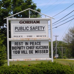 Fallen firefighter Michael Kucsma remembered as an enthusiastic leader, perfectionist and rum-lover