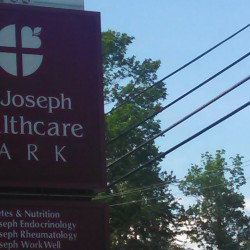 St. Joseph Healthcare employees moved out of Building 4 after air quality concerns