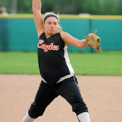 Freshman pitcher lifts Richmond by Limestone in Class D state softball final