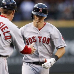 Boston's Ortiz sets career record for most hits by a DH; Red Sox rout Mariners