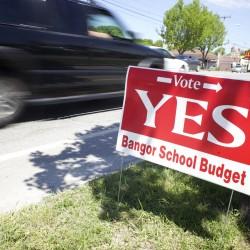Effort to cut Bangor school budget fails