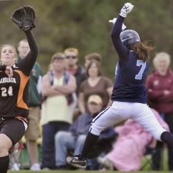 Gardiner softball team erupts for 7-run 10th to defeat Nokomis in battle of unbeatens