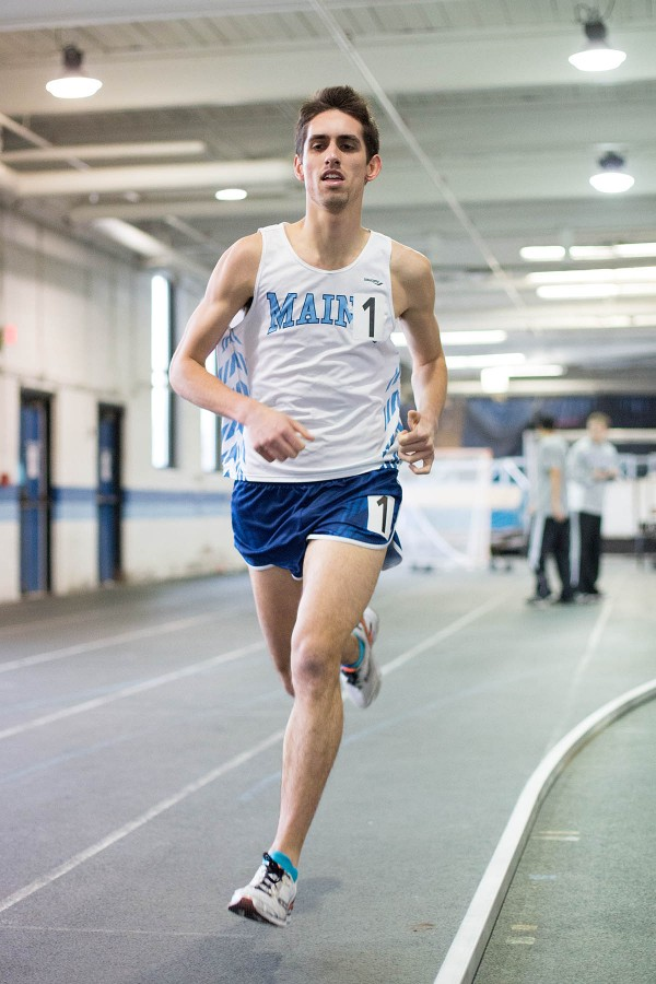 University of Maine graduate Kelton Cullenberg of Chesterville has been named the inaugural America East Man of the Year for his career efforts as a student-athlete.