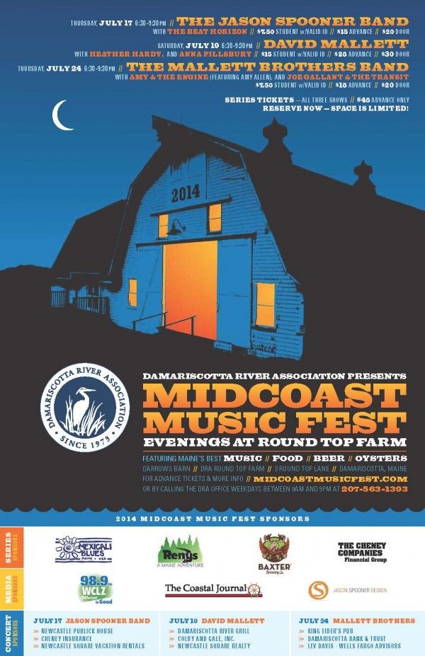 Midcoast Music Fest