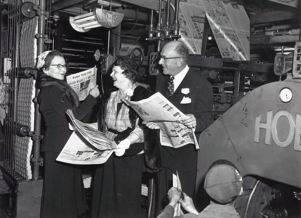 1953: Unidentified