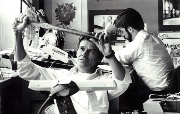 1990: Bob DeLong and Eric Zelz