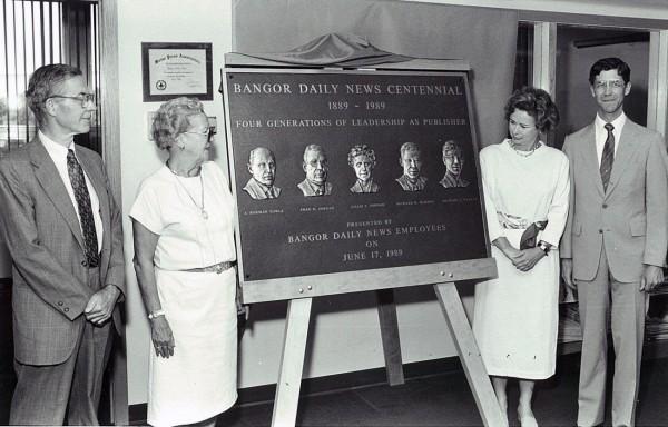 1989: The BDN celebrates its centennial