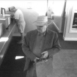 FBI, local police seeking Hallowell bank robber considered armed and dangerous