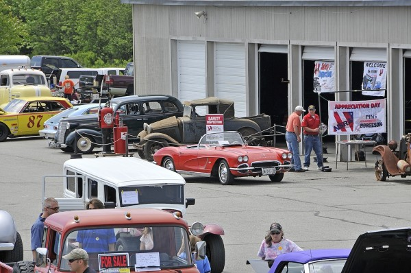 The National Street Rod Association will once again be offering free safety inspections during the event. In 2013 more than 50 vehicles passed through the safety inspection station.